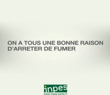 INPES – campagne anti-tabac